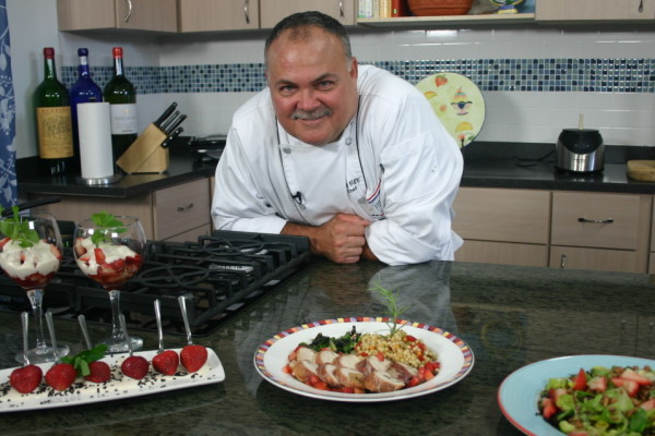 Chef Randal White