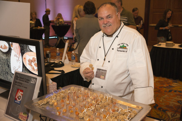 Promo of The Chef's Table at the Celebration of Wine