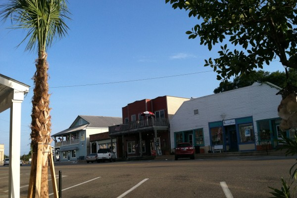 Oysters in Apalachicola, Florida